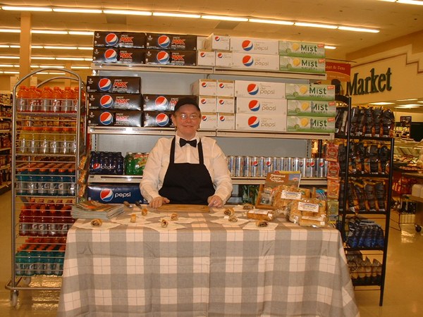 Knowlton Corner Farm Pastry Sticks at Hannaford